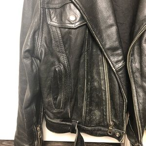 Guess by Marciano Jackets & Coats - Guess by Marciano genuine leather vintage jacket